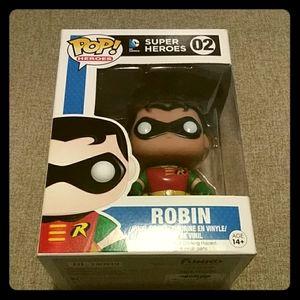 Pop Heroes Robin